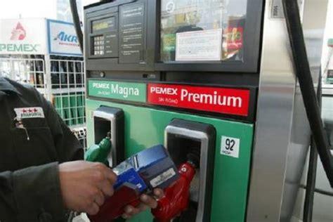 precio de la gasolina baja a partir del 1 de enero de 2016 precio libre de gasolina a partir de marzo en bc la