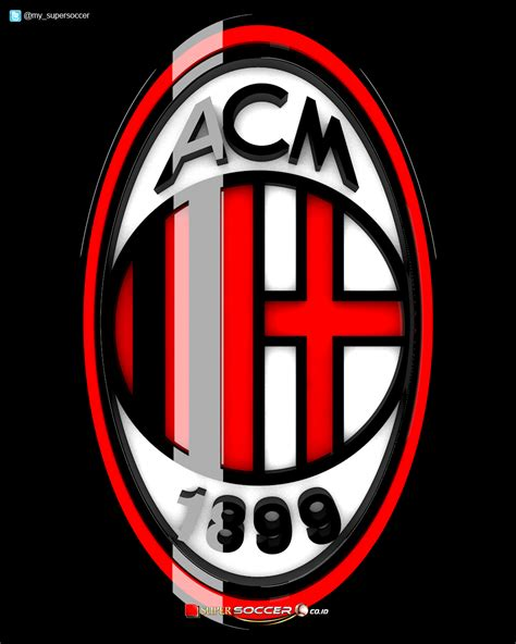 Ac Milan Logo With Adidas 0035 Casing For Oppo F1s Hardcase 2d logo ac milan wallpaper 2015 wallpapersafari