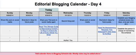 Editorial Calendar Templates For Content Marketing The Ultimate List Newsletter Production Schedule Template