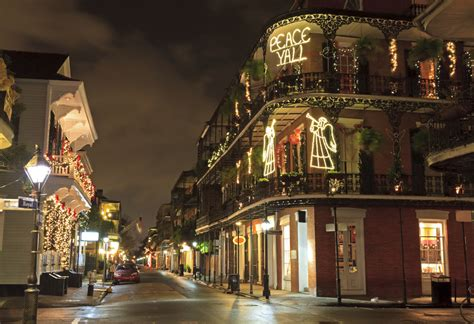 amazing photos of new orleans at night the wall of