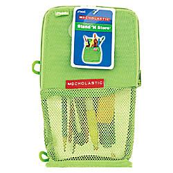 Office Depot Zipper Pouch Mead Scholastic Stand N Store Pencil Pouch By Office Depot