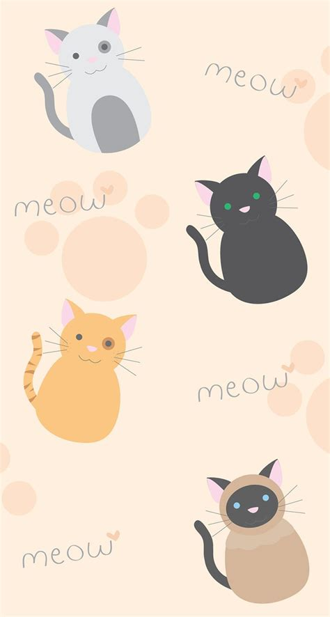 pusheen cat wallpaper iphone pusheen the cat iphone wallpaper wallpapersafari