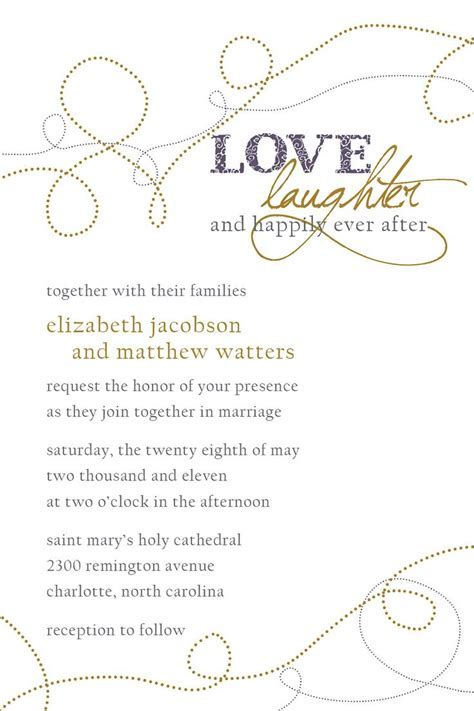 25  best ideas about Wedding Invitation Sayings on
