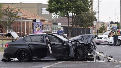 Kidman In Scary Car Crash by 8 Has Died After Crash On Findon Rd Kidman Park