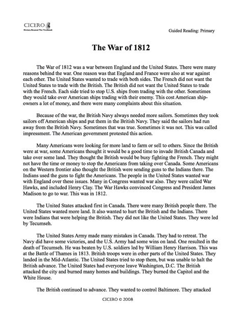 The War In Essay by Mrs Mooney S Teaching World January 2012