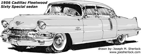 Carl Perkins Cadillac by 1956 Cadillac Fleetwood 60 Special
