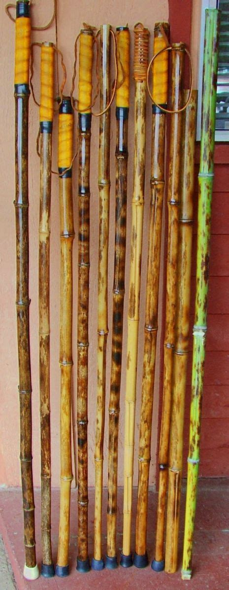 bamboo crafts for 25 best ideas about hiking staff on walking