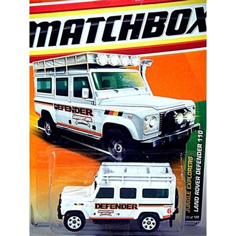 matchbox land rover defender 110 matchbox land rover defender 110 safari global diecast