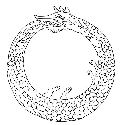 file ouroboros1 png wikimedia commons