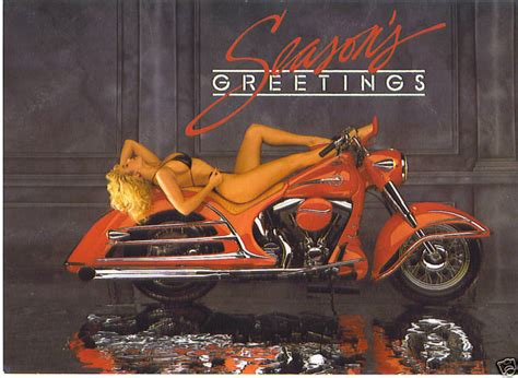 Who Sells Harley Davidson Gift Cards - motorcycle christmas greeting cards with harley davidson looking graphics ebay
