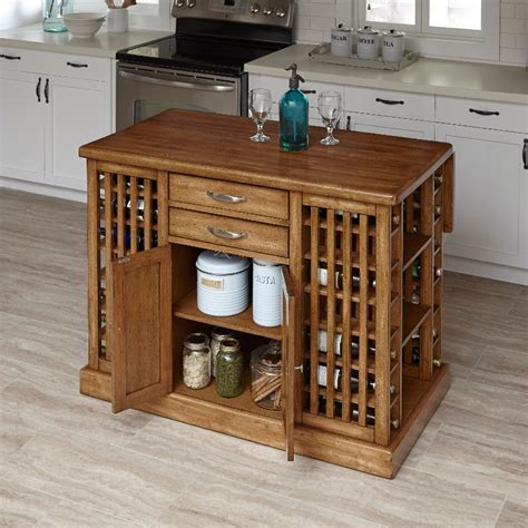 oak kitchen islands oak kitchen island