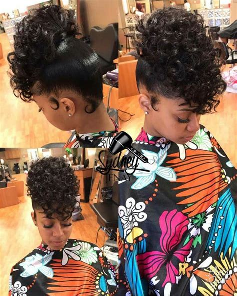Pin Back Hairstyles by Best 20 Black Hairstyles Updo Ideas On Black