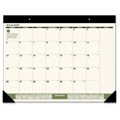 home office supplies calendars planners