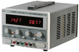 dual output bench power supply dual output dc bench power supply 32v 5a tenma cpc uk