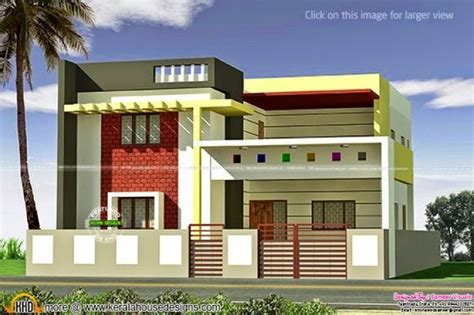 home design plans tamilnadu nice 4 bhk flat roof house