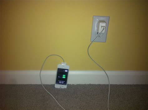 charging iphone with charger yes you can charge your iphone faster with your