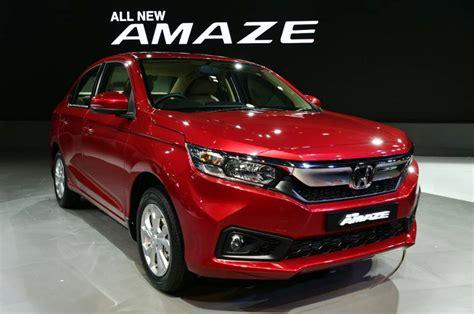 auto expo   honda amaze launch date expected