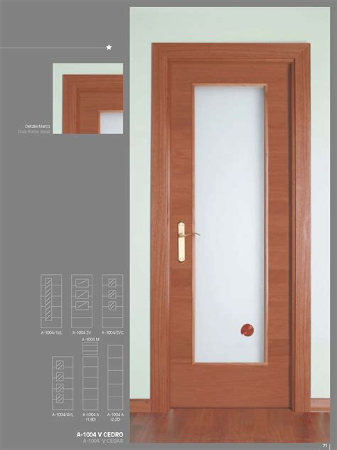 Artema A1004 Cedar Glass Inside Door Bespoke Sizes Cedar Interior Doors