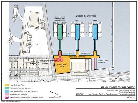 ferry terminal floor plan downtown san francisco ferry terminal expansion project