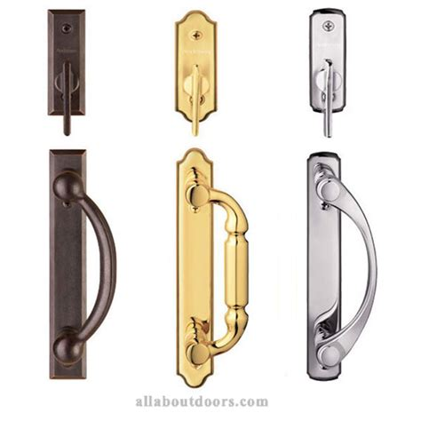 Andersen Gliding Door Hardware Parts Andersen Patio Door Handles