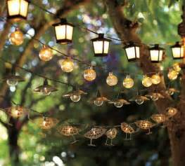 outdoor lights string the interior design