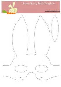 easter bonnet printable templates 25 best ideas about bunny mask on easter