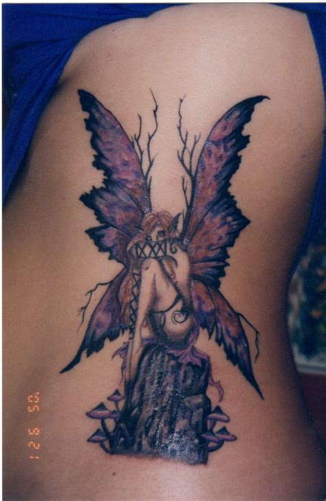 fairy design tattoo 20 tattoos offer many moods and emotions magment