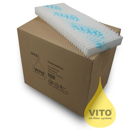 Folded Filter Paper - vito fryfilter inc paper filters for vito