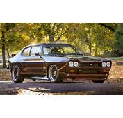 This Inglese Injected 1973 Ford Capri Is Ready For Power Tour