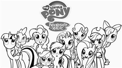 my little pony logo coloring pages maestra de primaria dibujos para colorear de my little