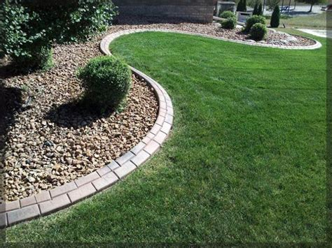 Concrete Edging Good Installation Ortega Lawn Care Concrete Landscape Borders