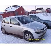 2001 Opel Corsa Photos Informations Articles
