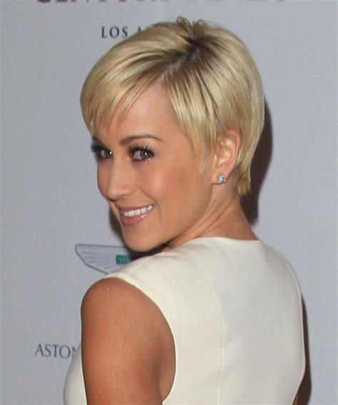 kellie pickler hairstyles latest kellie pickler short straight formal hairstyle with