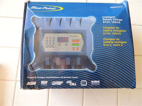 purchase blue point intelligent battery charger 6 12v 10
