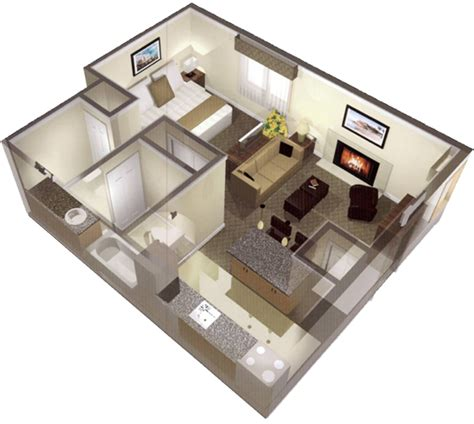 studio loft apartment floor plans love this layout small house addict pinterest