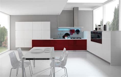 Newest Cream High Gloss Kitchen Design Ipc405   High Gloss