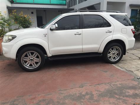 toyota cars for sale toyota fortuner 2009 car for sale metro manila philippines