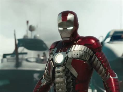 iron man suit missing business insider