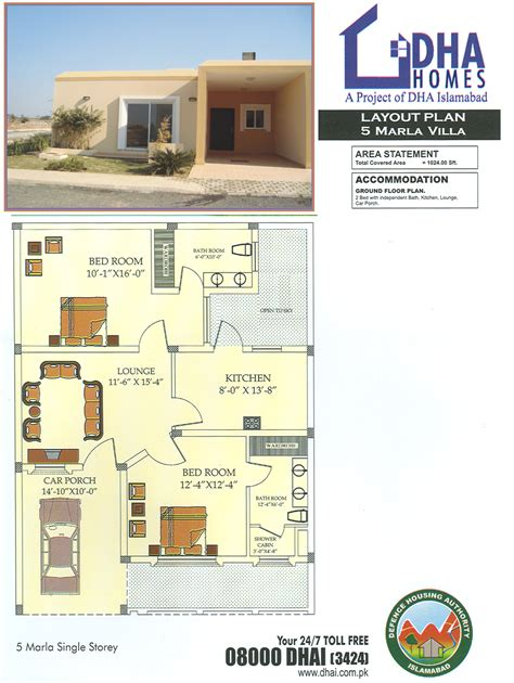 home design locations 5 marla house floor plans home deco plans