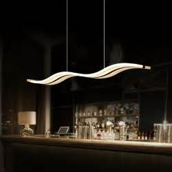 Dining Room Hanging Light Fixtures by Aliexpress Com Buy Suspension Luminaire Led Moderne