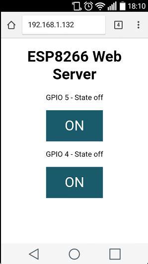 tutorial arduino web server esp8266 web server with arduino ide random nerd tutorials