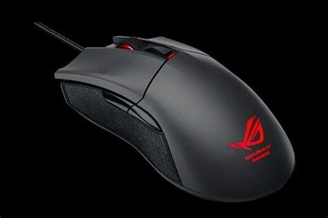 Mouse Rog Gladius 2 asus reveals curvy rog gladius gaming mouse digital trends