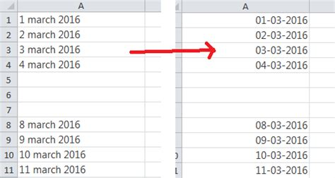 vba to convert text to date in excel 2010 stack overflow