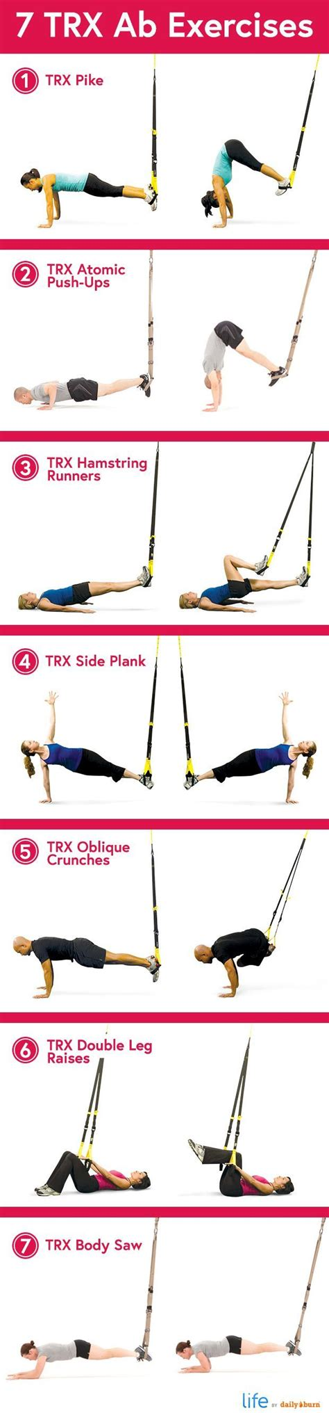 no more sit ups 7 trx to work your abs trx abs trx and exercises
