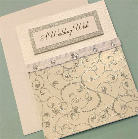 Handmade Wedding Cards Congratulations - 1000 ideas about wedding congratulations card on