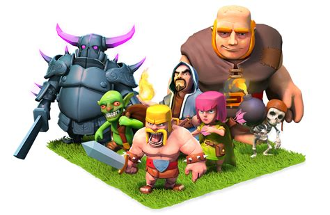 clash of clans troop characters clash of clans tips clash of clans barracks troops