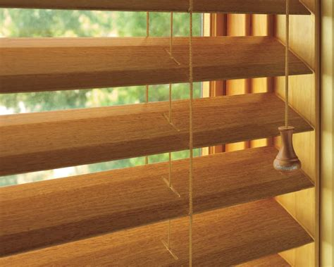 Wooden Slat Blinds by Wood Blinds Slats Blinds