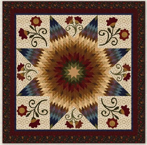 autumn song quilt 2 kit