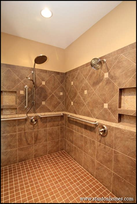Wheelchair Accessible Bathroom Vanity 14 Top Tile Shower Designs For 2014