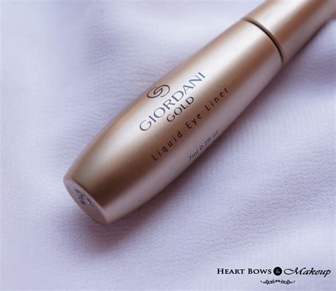 Eyeshadow Giordani oriflame giordani gold liquid eye liner shiny black
